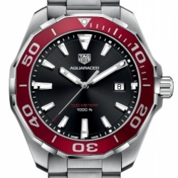 Replica TAG Heuer Aquaracer 43mm Mens Watch WAY101B.BA0746