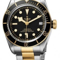 Replica Tudor Heritage Black Bay 41mm Watch 79733N-002