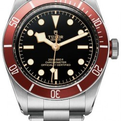 Replica Tudor Heritage Black Bay 41mm Men Watch m79230r-0001