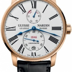 Replica Ulysse Nardin Marine Chronometer Torpilleur 42mm Watch 1182-310/40