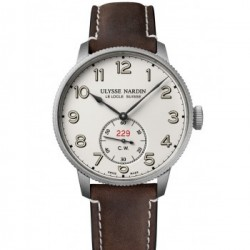 Replica Ulysse Nardin Marine Torpilleur Military Watch 1183320LE/60