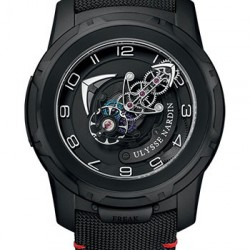 Replica Ulysse Nardin Freak Out Mens Watch 2053-132/BLACK