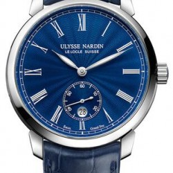 Replica Ulysse Nardin Classico Manufacture Watch 3203-136-2/E3
