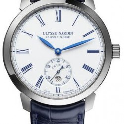 Replica Ulysse Nardin Classic Manufacture Mens Watch 3203-136LE-2/E0